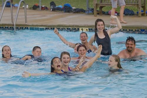 Pool party favor ideas