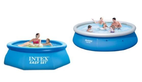 intex vs bestway pools