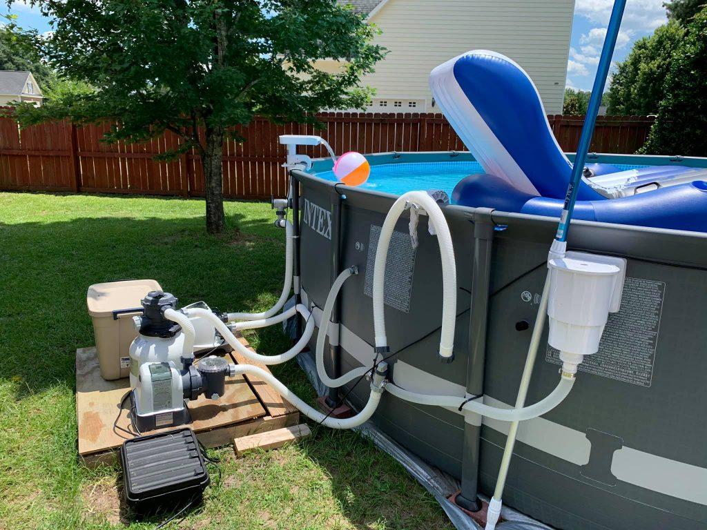 best pool pumps for above ground pools