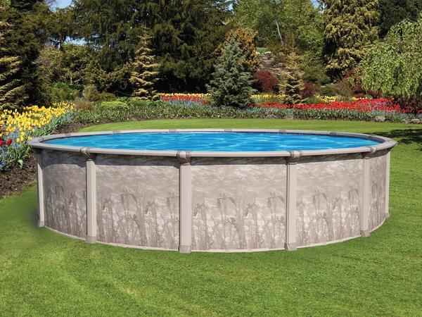 best deep above ground pools