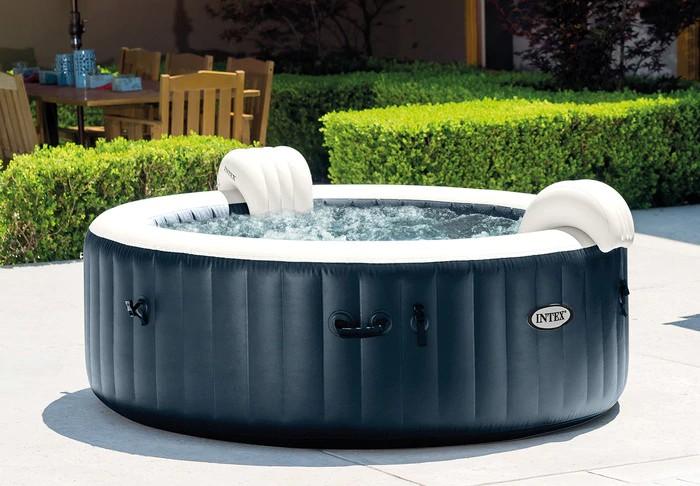 best intex hot tub accessories