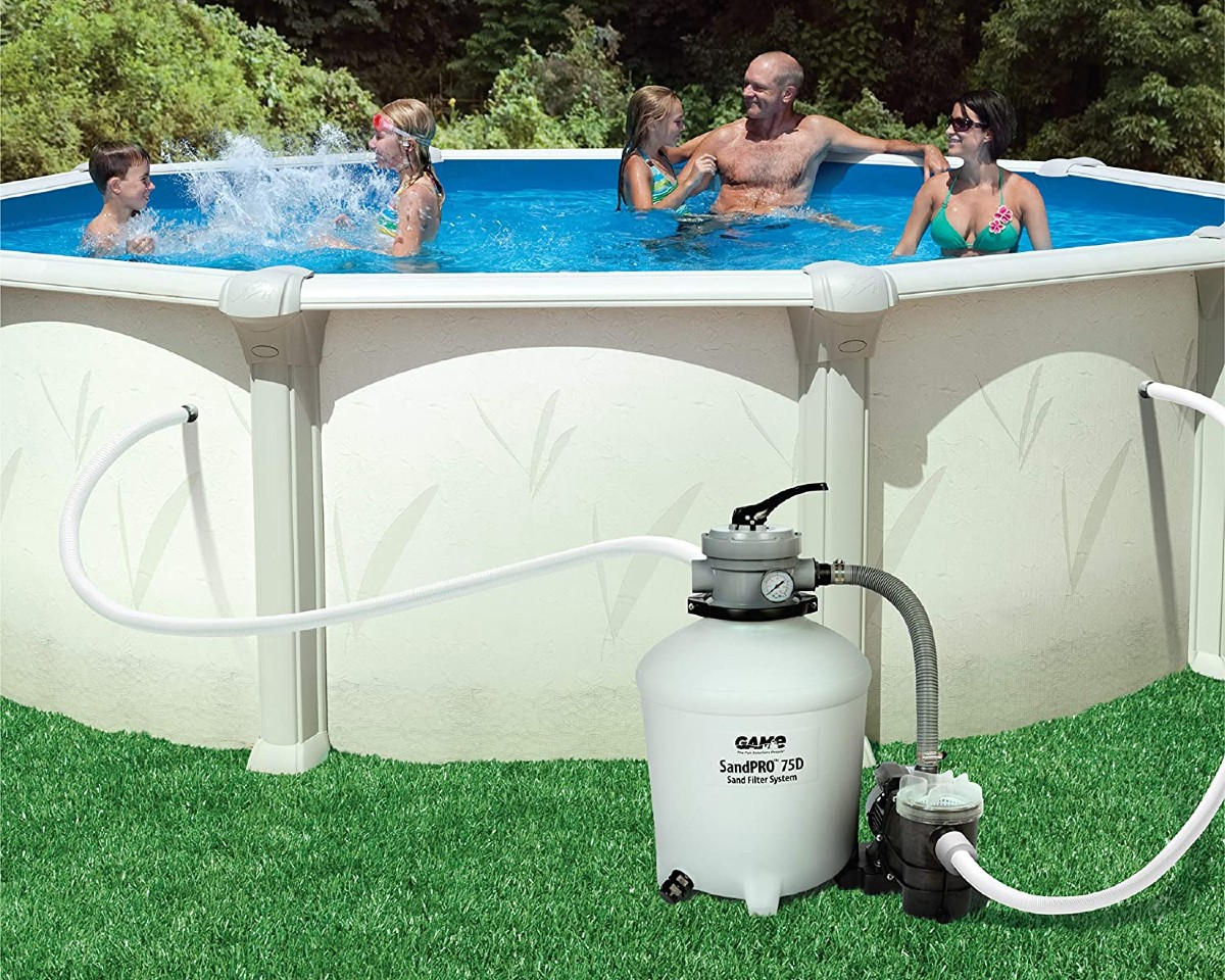 Pumps For Intex Pools Upgrade Buying Guide Reviews For 2021 Own The Pool