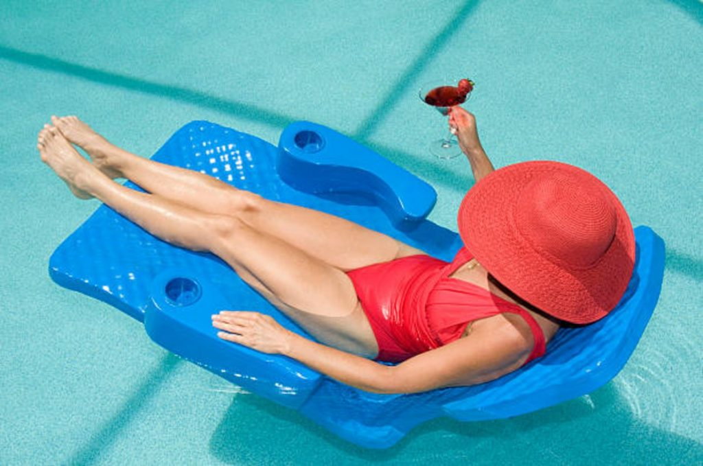 best floating pool chairs