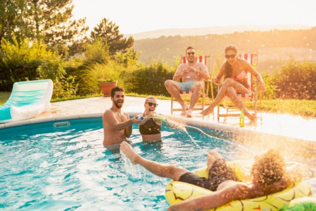 ultimate pool party checklist
